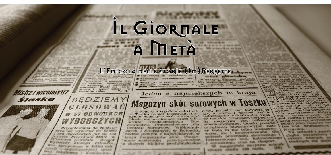 Storymancer Simone Miraldi Edicola delle Storie (Im)PerfetteRisorsa 2 Il Giornale a Metà 2