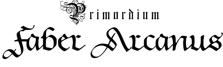 Storymancer Primordium Faber Arcanus